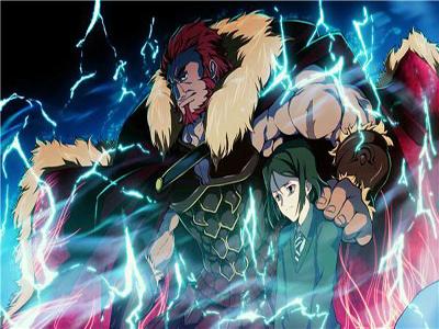 剑与盾的浪漫!铭刻在记忆中的王与骑士