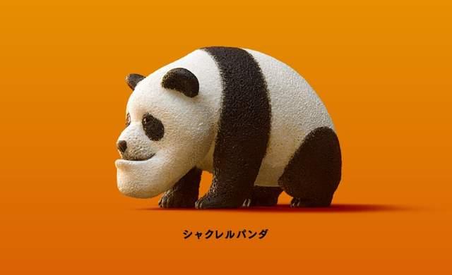 疯狂扭蛋《厚道星球》这星球上的动物只有下巴在不停进化wwww - 图片4