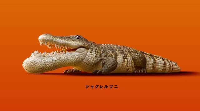 疯狂扭蛋《厚道星球》这星球上的动物只有下巴在不停进化wwww - 图片5