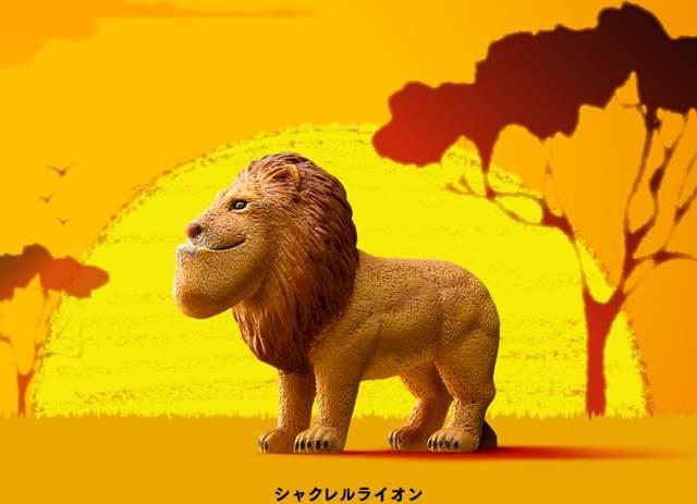 疯狂扭蛋《厚道星球》这星球上的动物只有下巴在不停进化wwww - 图片2
