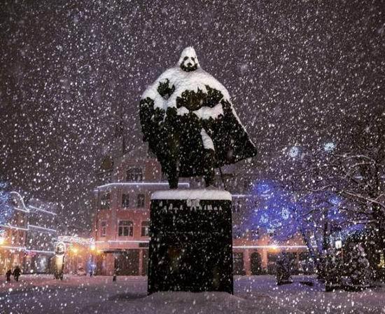 下雪,黑武士,达斯维达