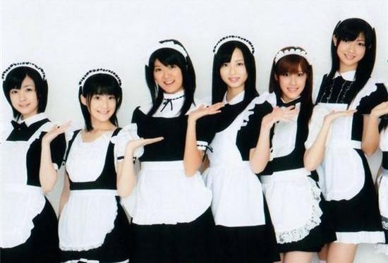 日本女仆,女仆福利H,女仆白丝,黑丝福利