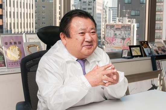 社长木村清