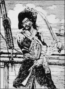 探险家克利福德,圣玛丽岛,船长威廉基德
