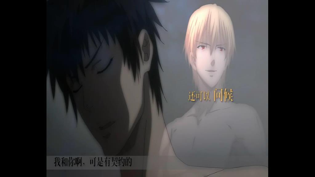 fate同人小说