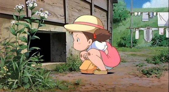 大师之作 宫崎骏所有作品里的美景第三期