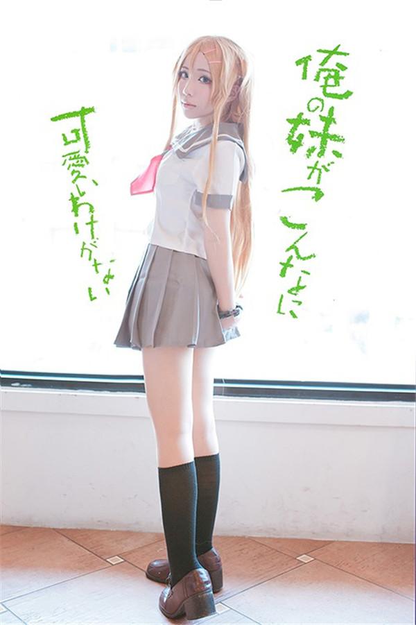 台湾的人气美女coser 千寻大人