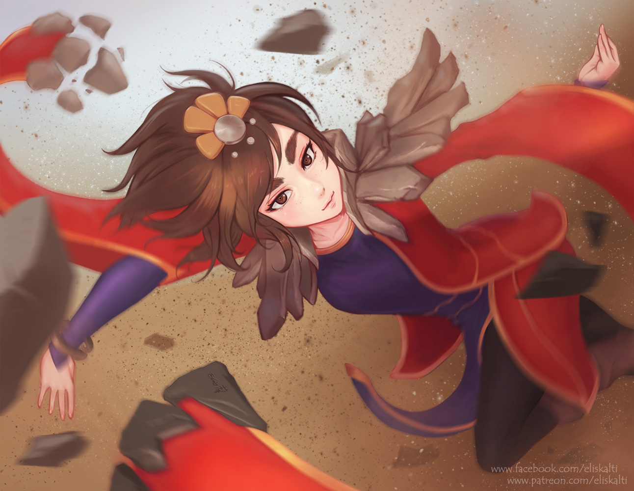 岩雀,英雄联盟,本子