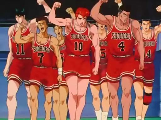 篮球,筋肉人,幽游白书