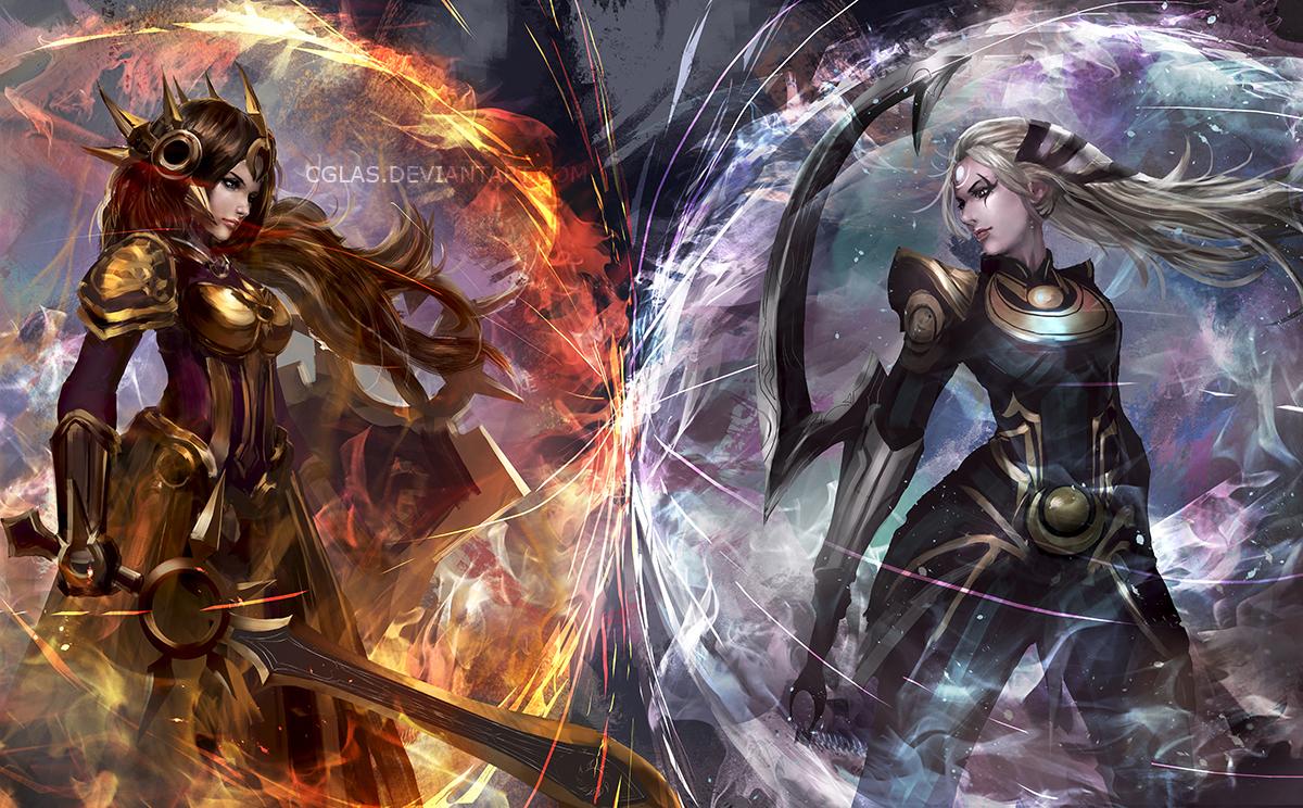 围攻模式:AP蕾欧娜新模式实战集锦!