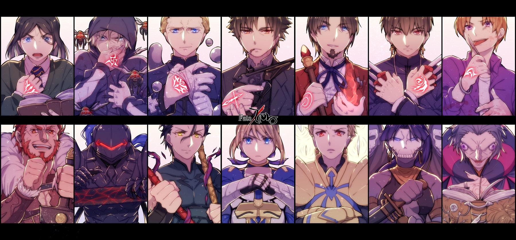 吾王,saber,fate,福利本子