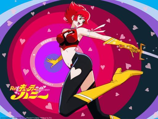 动漫史上哪个女主角穿得最工口惹火?