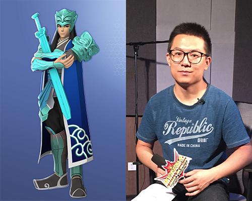 动画片《图腾领域》发布配音演员特辑 姜广涛领衔豪华配音天团