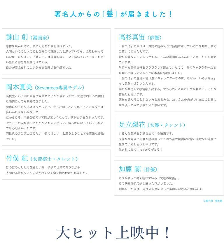 声之形,京都动画,动画电影,听力残疾人