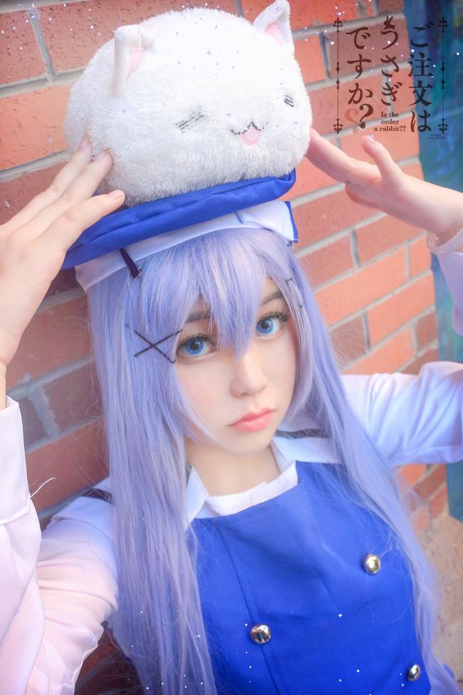 请问今天要来点兔子吗,香风智乃,COS