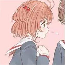 动漫头像,情侣头像,动漫情侣头像