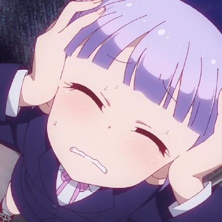 《NEWGAME!》凉风青叶表情动漫泡椒风爪头像包