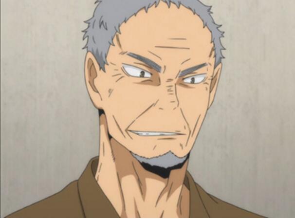 大爷我喜欢你啊!万人票选动画漫画中最富魅力的长者角色