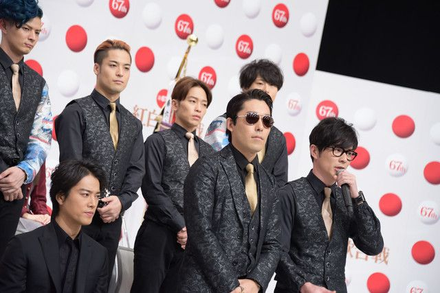 第67回,NHK,红白歌,合战,出场,歌手名单,放出