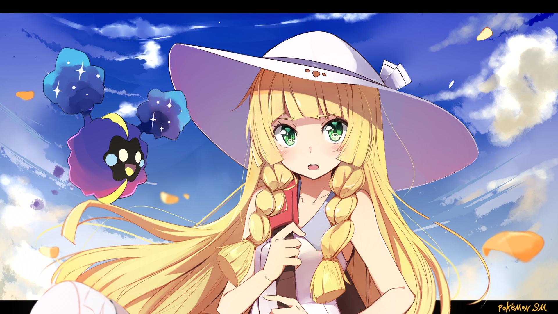 莉莉艾,pokemon,sunmoon,精灵宝可梦日月,本子,羁绊网,P站,本子图