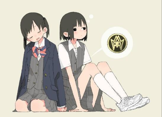 女子高中生制服系列 这就是清爽可爱的