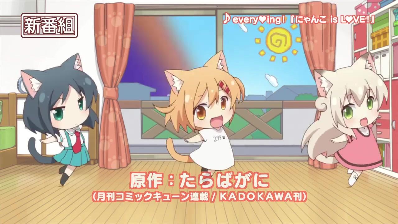 羁绊动漫 二次元资讯 动漫新闻          《猫咪日常》动画制作将由