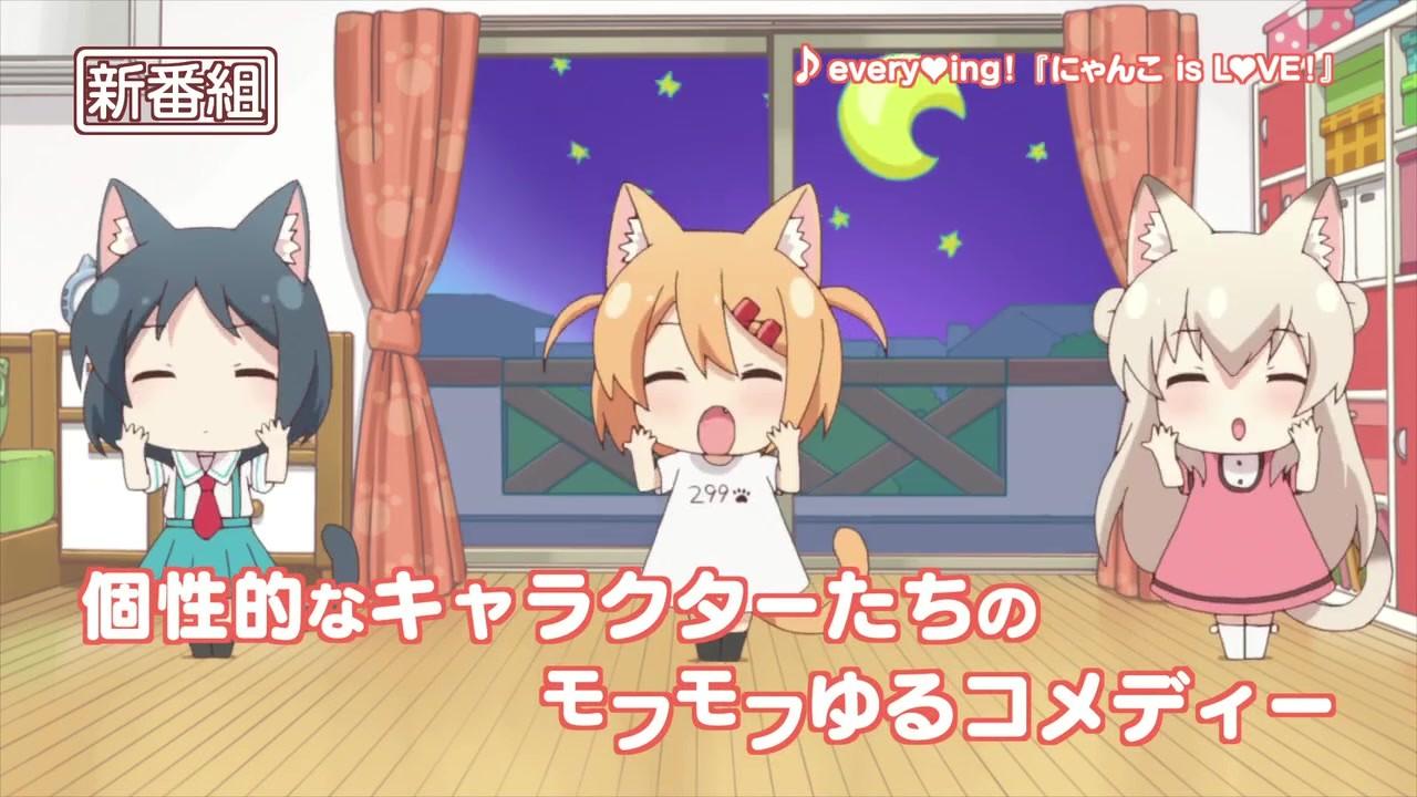 羁绊动漫 二次元资讯 动漫新闻          《猫咪日常》动画制作将由参