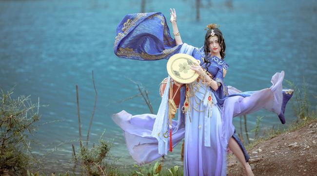 罗姆之舞,剑网三,cosplay,腿控福利