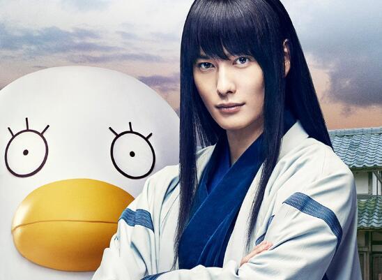 《银魂》真人版新角色宣传海报公开 不是假发是桂!