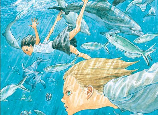 漫画推荐:大海是我们的故乡——《海兽之子》