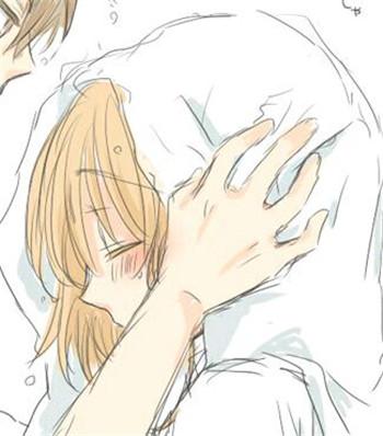 要亲亲要抱抱要举高高 动漫qq情侣头像