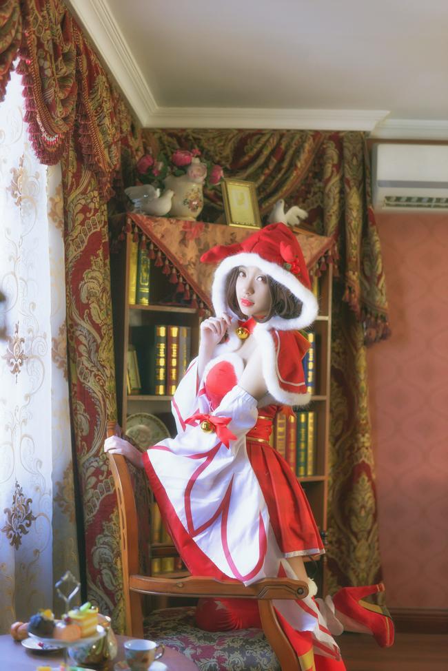 貂蝉 圣诞恋歌 王者荣耀