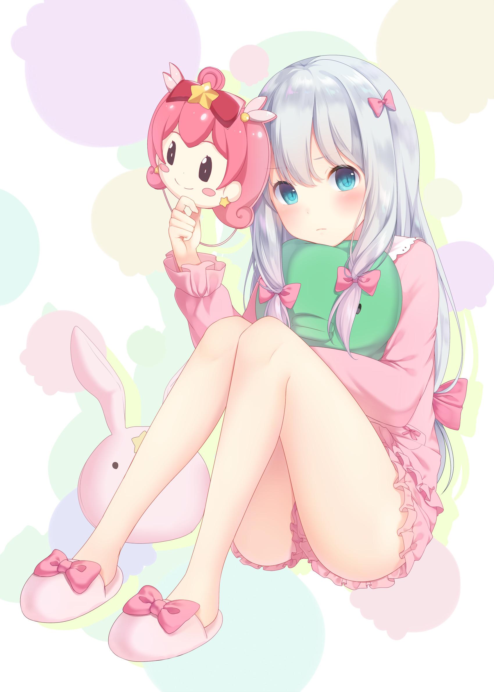和泉纱雾,我的妹妹是黄漫老师,情色漫画老师,动漫手机壁纸