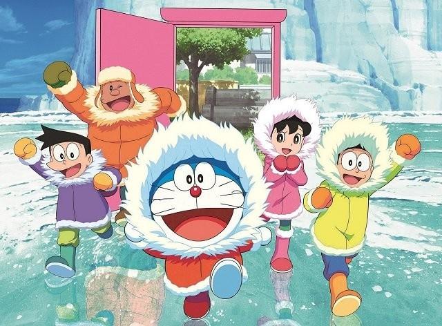 哆啦A梦 最新剧场版 大雄的南极大冒险 通过国内审核 上映时间指日可待图片