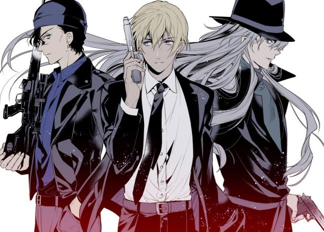 名侦探,柯南,名侦探柯南,青山刚昌