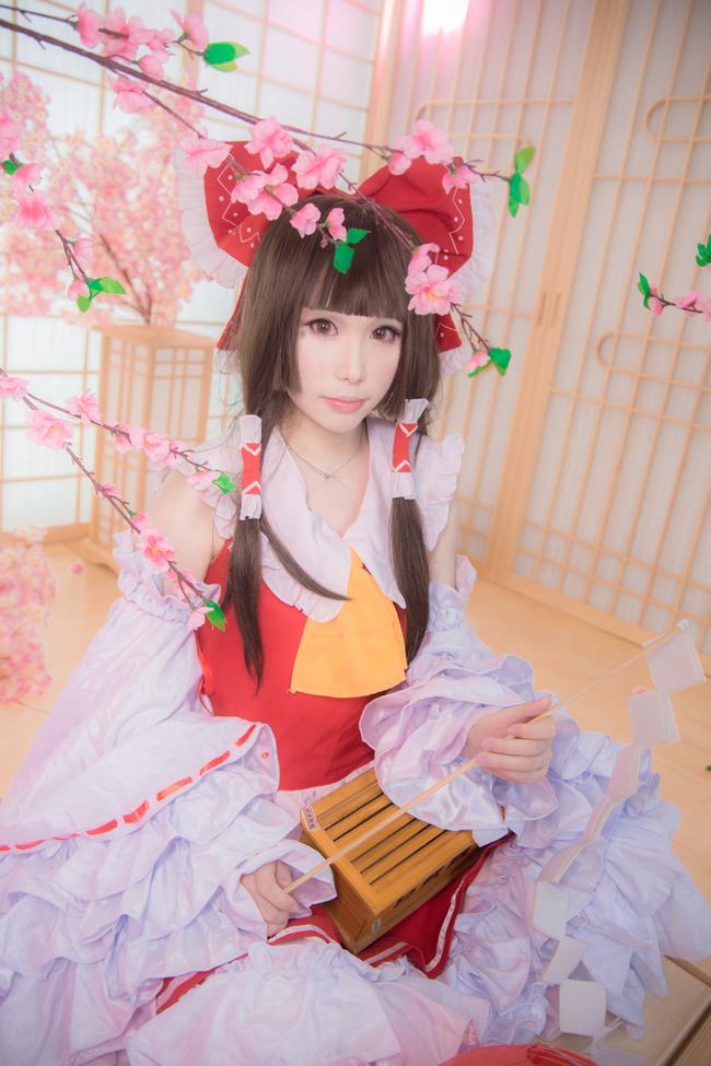 东方Project,博丽灵梦,魂魄妖梦
