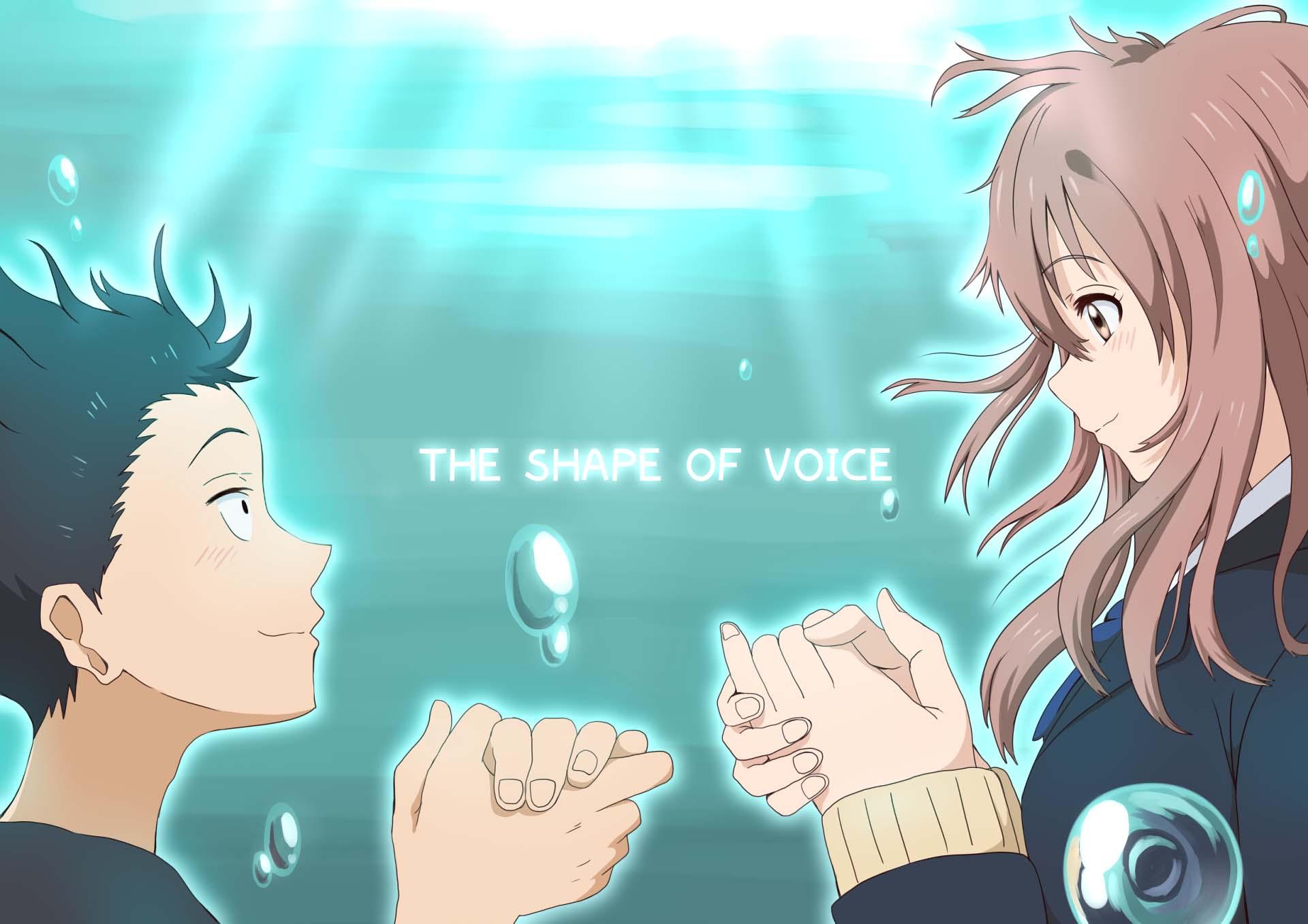 《声之形》动漫高清电脑壁纸(2)