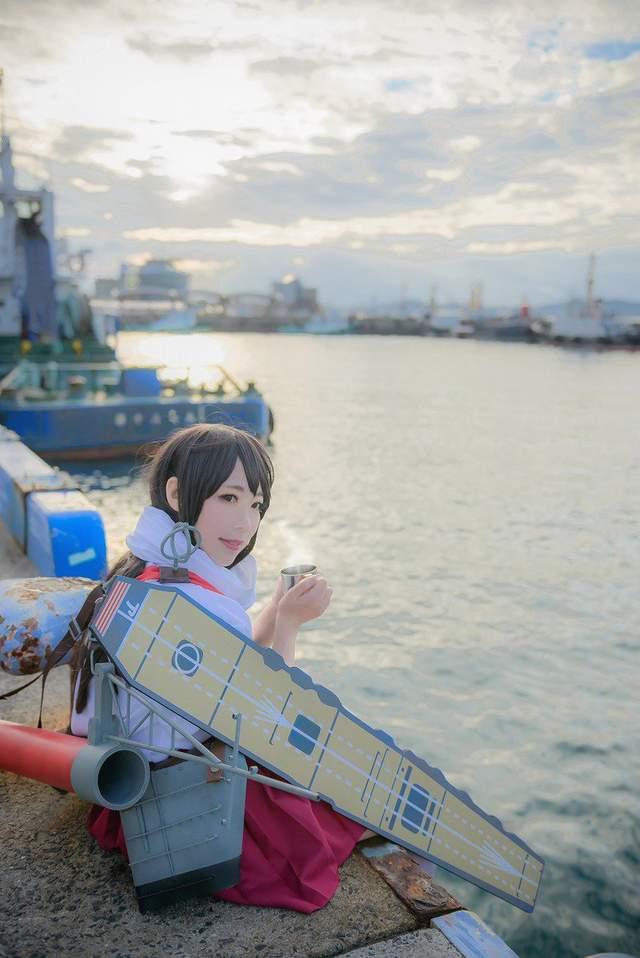 巨乳COSER来台湾《吃糖葫芦吓一跳》最后一颗竟然是孔明的陷阱…… - 图片5