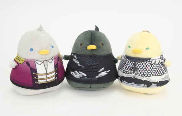 冰上的尤里鸟版娃娃,妖怪公寓的幽雅日常三只鸟,冰上的尤里周边