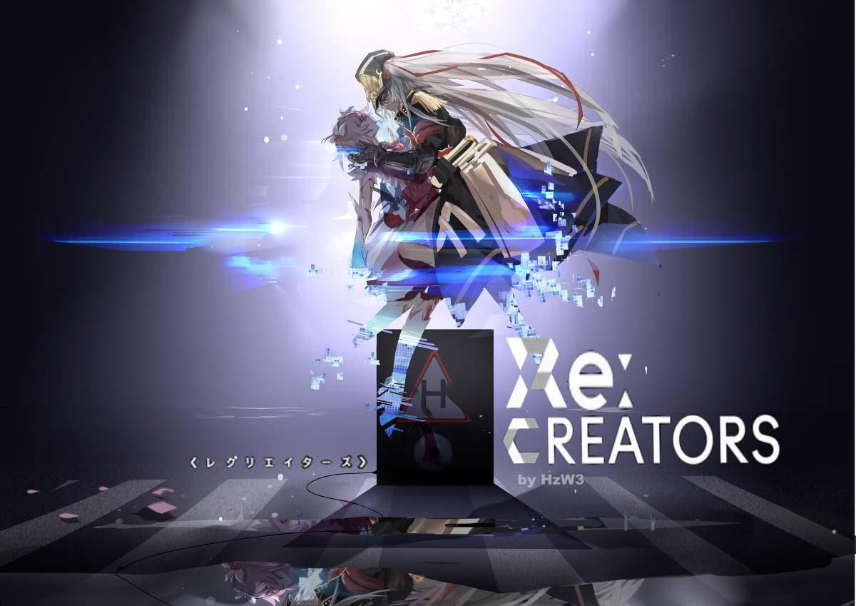 Re:CREATORS 军姬·阿尔泰尔 P站精选电脑壁纸合集 高清壁纸 动漫美图 福利