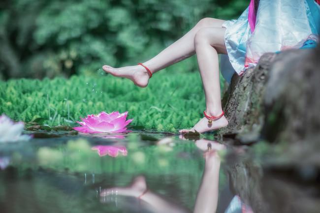 忆红莲,洛天依,西比比比
