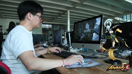 金牌写手无罪坐镇 仙侠世界2显现宏大国风世界观-ANICOGA