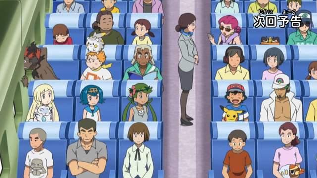 精灵宝可梦《喵喵有自己的座位》火箭队果然是温馨的「三人组」啊 - 图片2