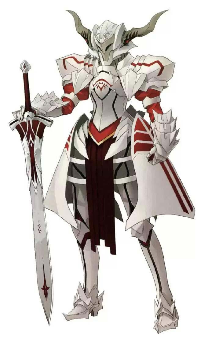 Fate/Apocrypha 莫德雷德 精选手机壁纸