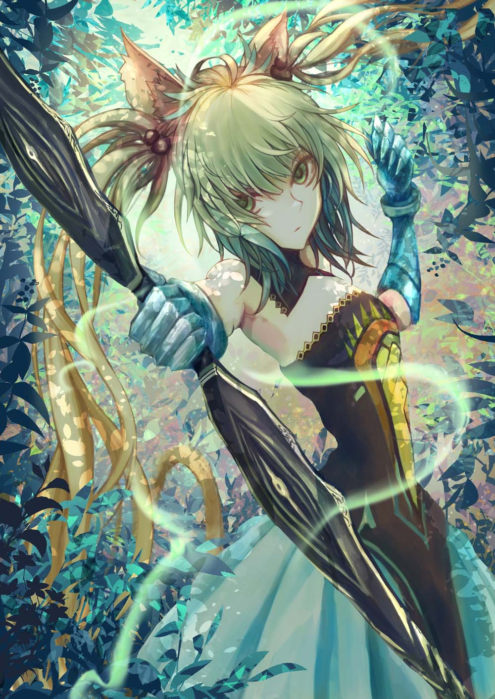 Fate/Apocrypha 阿塔兰忒 手机壁纸美图合集