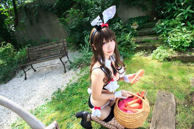 妄想商品《兔女郎内衣》偷偷满足女孩性感变身的愿望❤ - 图片9