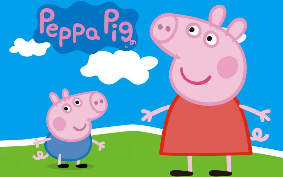 小猪佩奇皮肤,小猪佩奇壁纸,小猪佩奇