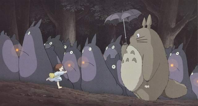 推特话题《梅与小猫巴士》意外不为人知的《龙猫》续篇 - 图片8