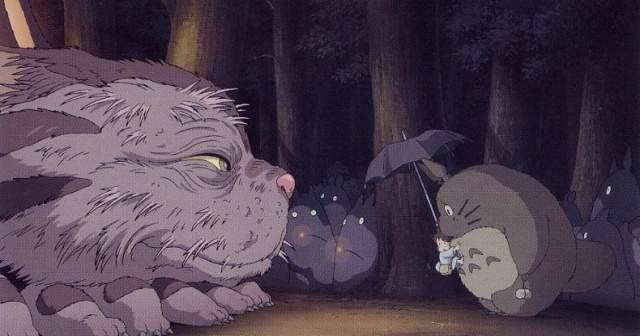 推特话题《梅与小猫巴士》意外不为人知的《龙猫》续篇 - 图片9