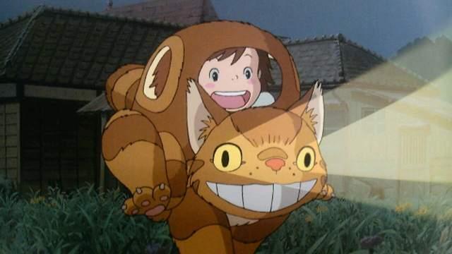 推特话题《梅与小猫巴士》意外不为人知的《龙猫》续篇 - 图片1